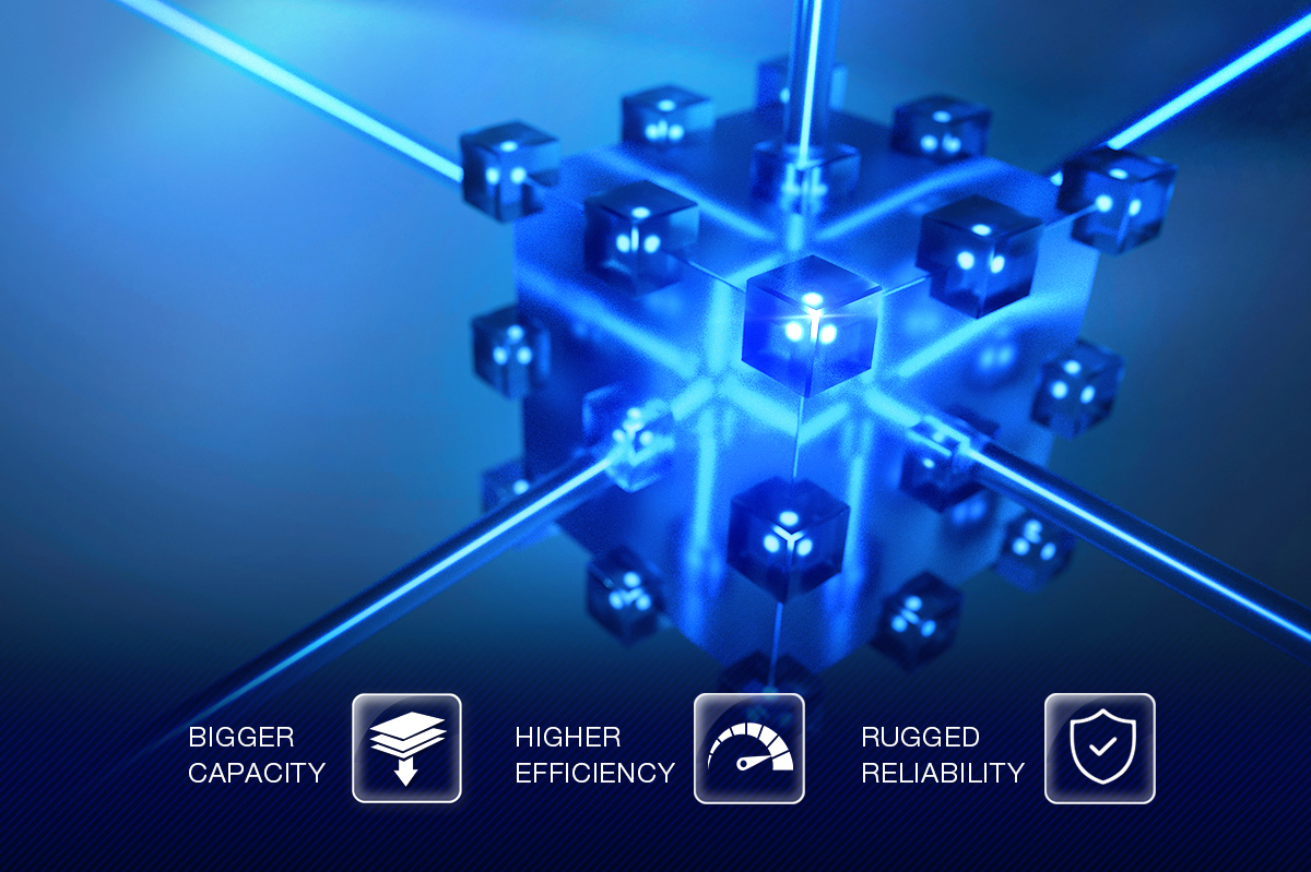 حفاظت و اصلاح داده در SWORDFISH ای دیتا