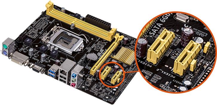 قابل استفاده روی انواع درگاه PCI