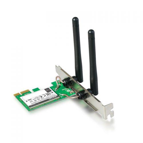 کارت شبکه W322E تندا