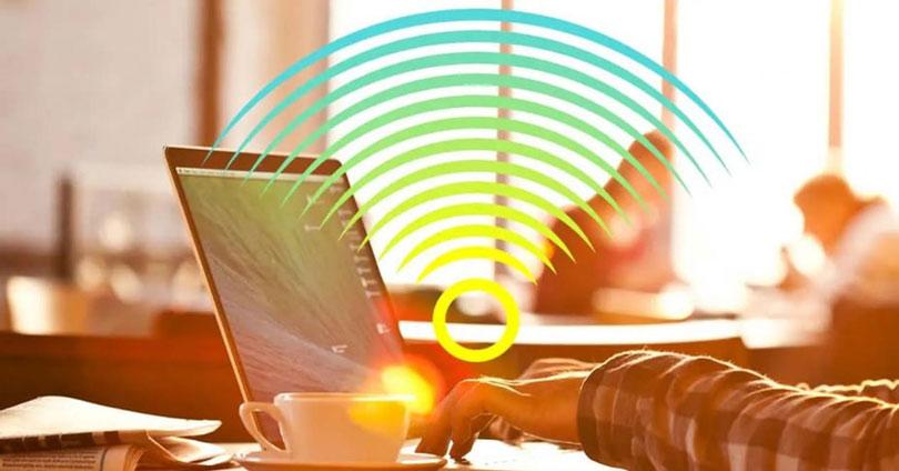 بهبود پوشش دهی برای به اشتراک گذاشتن اینترنت