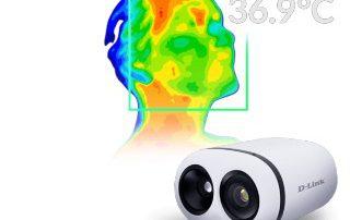 دوربین حرارت سنج DCS-9500T