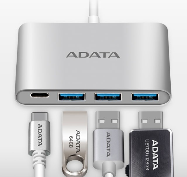 آداپتورها و کابلها برای USB Type C