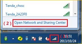 تنظیمات شبکه برای static IP