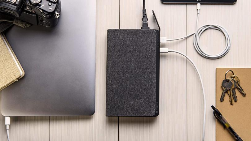 استفاده از باتری پک برای شارژ باتری لپ تاپ
