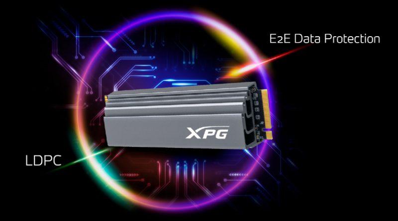 حفظ امنیت اطلاعات در xpg gammix s70