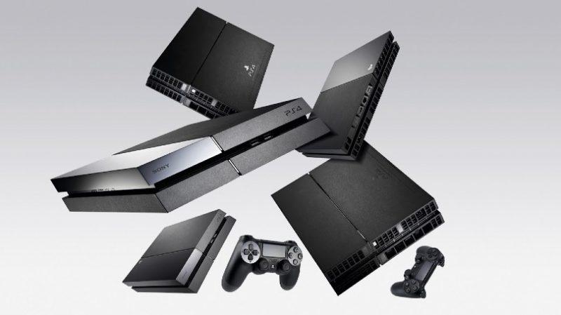 ارتقا هارد PS4 به اس اس دی