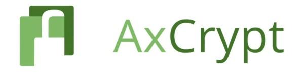 نرم افزار AxCrypt