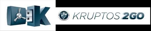 نرم افزار رمزگذاری Kruptos 2 Go-USB Vault