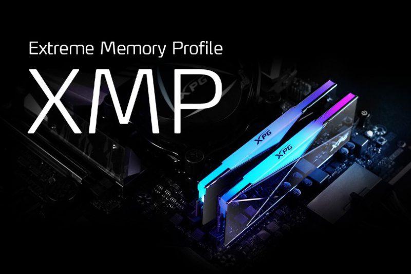 SPECTRIX D50 Xtreme سازگار با XMP 2.0