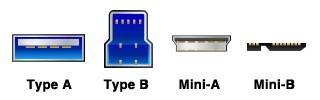 انواع USB 3.0