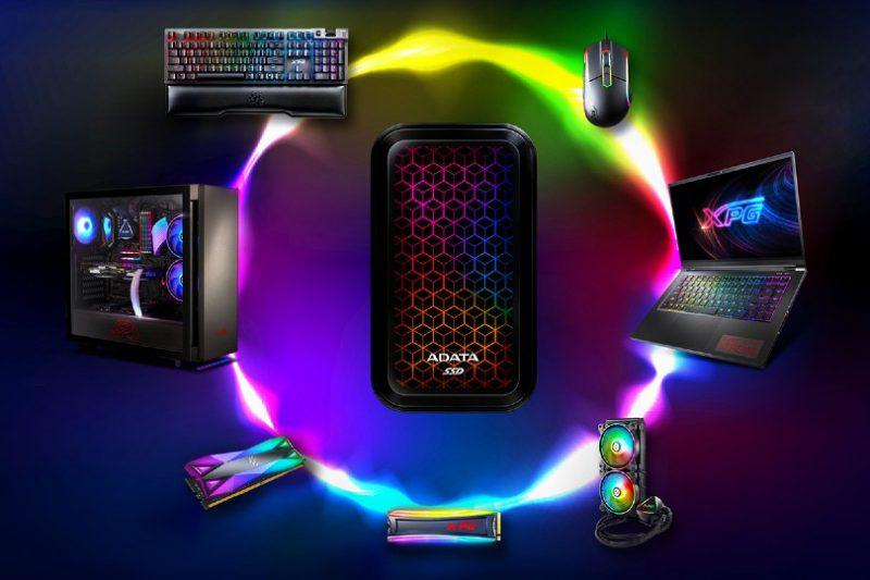 پنل RGB