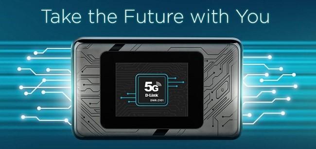 یکی از محصولات جدید دی لینک هات اسپات یا مودم جیبی DWR-2101 است
