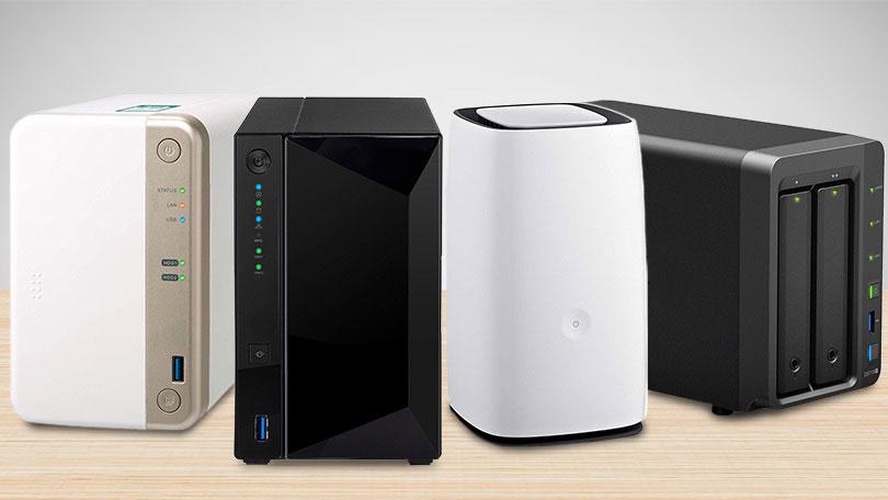 انواع ذخیره ساز تحت شبکه