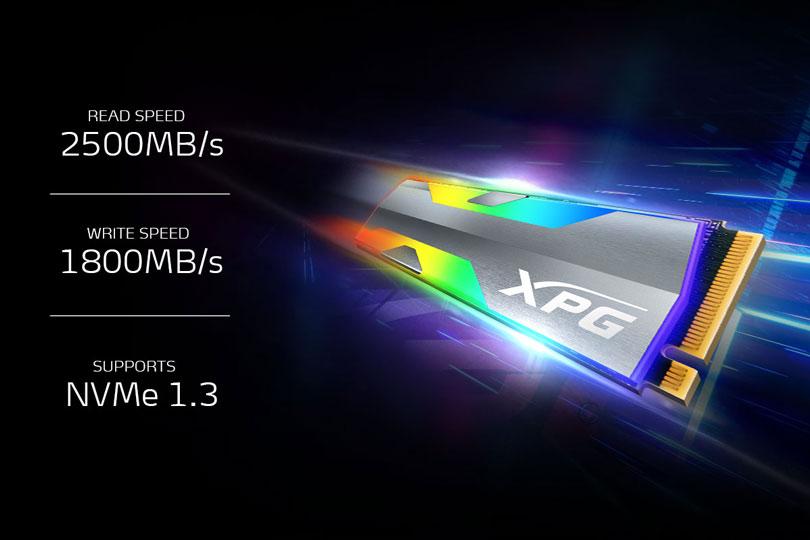 سرعت فوق العاده XPG S20g