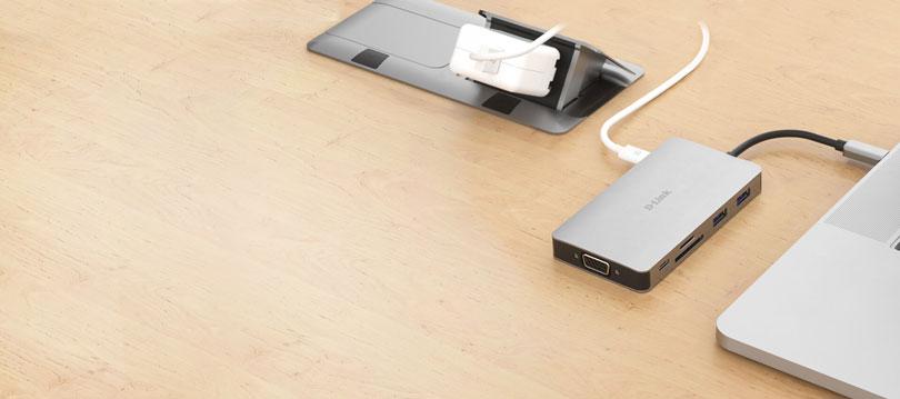 شارژ لپ تاپ از طریق dub-m310