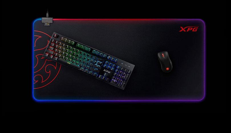 ماوس پد گیمینگ XPG BATTLEGROUND XL PRIME