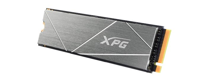 XPG Gammix S50 Lite حافظه