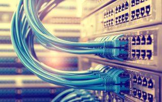 سوئیچ ها و شبکه داخلی