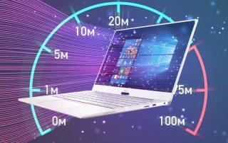 گرافیک دیزاین لپ تاپ و افزایش سرعت
