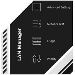 کنترل دسترسی نرم افزارها به اینترنت در LAN Manager