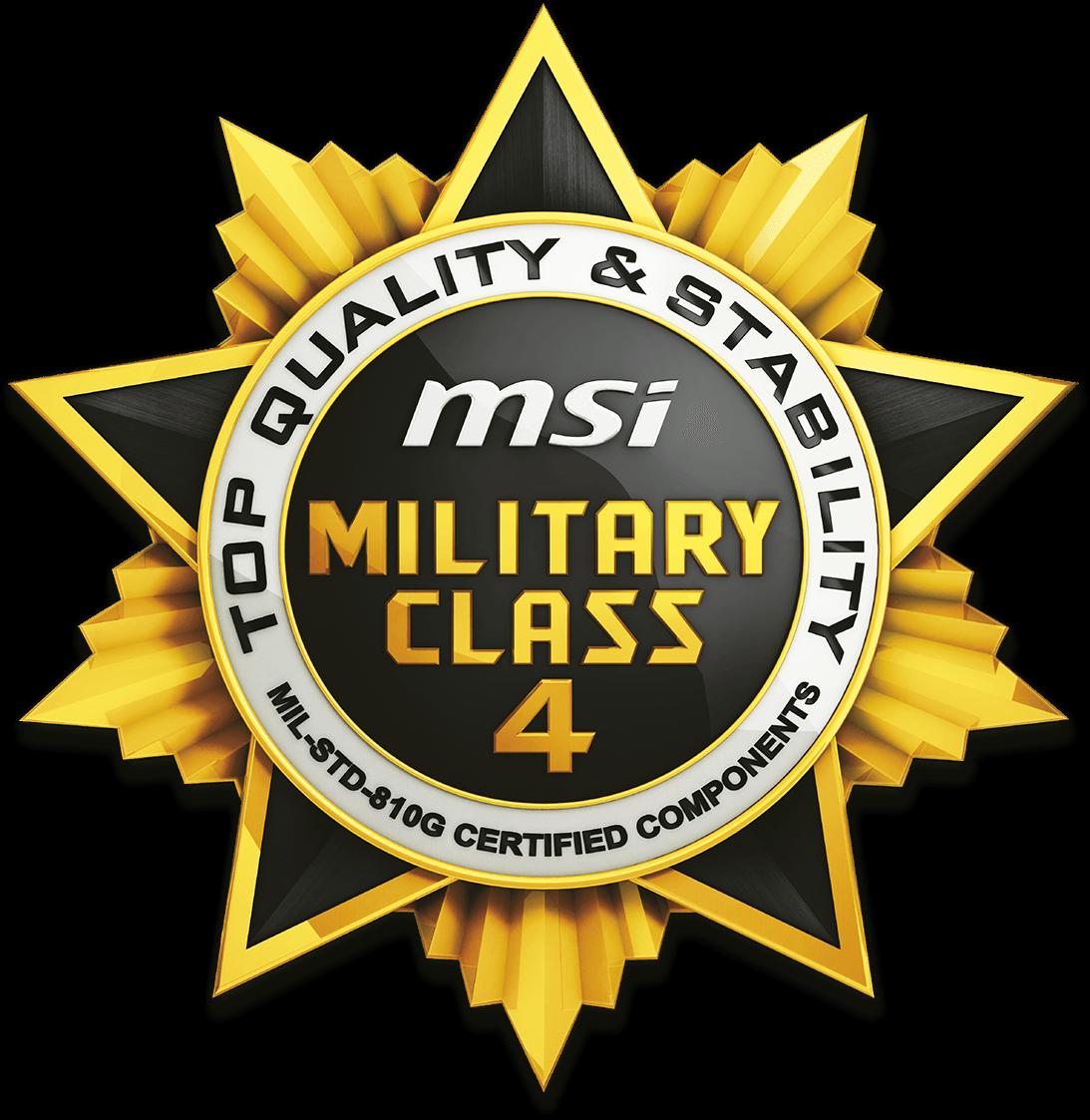 استاندارد MILITARY CLASS 4 کارت گرافیک ام اس آی GeForce GT 1030 AERO ITX 2GD4 OC