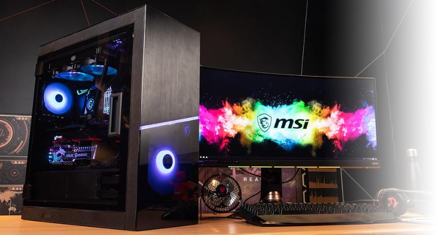 محصولات گیمینگ MSI