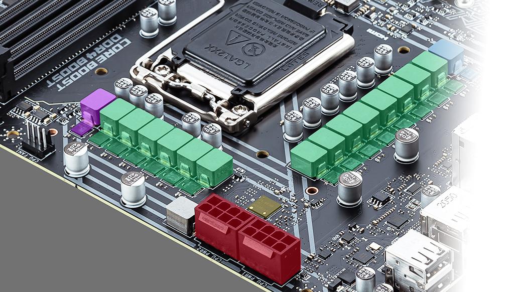 کانکتور 8+8 پین CPU