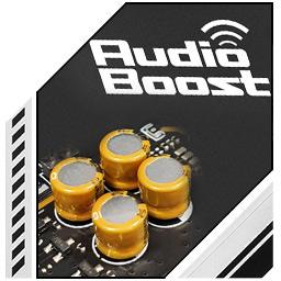 پردازنده صوتی اختصاصی AUDIO BOOST