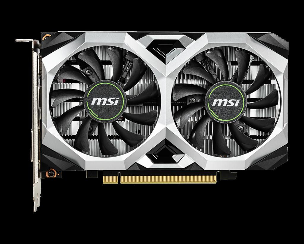 کارت گرافیک MSI GeForce GTX 1650 D6 VENTUS XS OC
