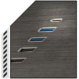 استفاده از USB Type-C در پنل جلویی مادربردهای MSI