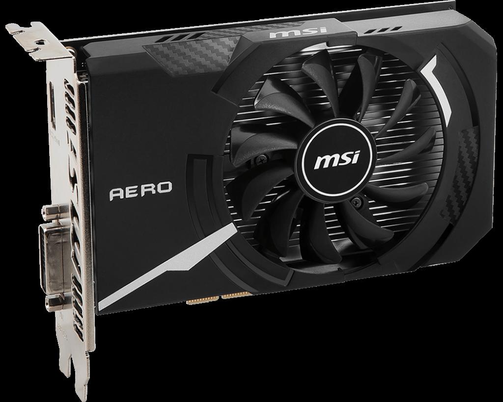 کارت گرافیک MSI GeForce GT 1030 AERO ITX 2GD4 OC