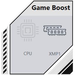 نرم افزار MSI Game Boost