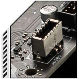 استفاده از USB Type-C در پنل جلویس کیس