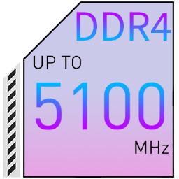 فرکانس 5100 رم DDR4