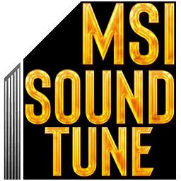 MSI SOUND TUNE