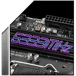 اورکلاک رم DDR4