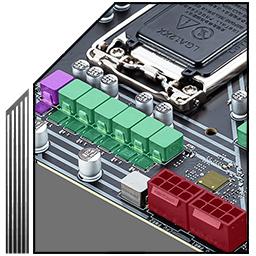 مدار تنظیم ولتاژ CPU