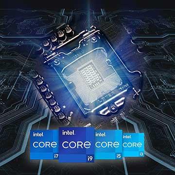 پشتیبانی از نسل یازدهم پردازنده های CORE شرکت اینتل