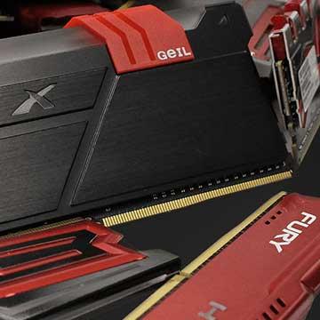 پشتیبانی از برند های مختلف RAM