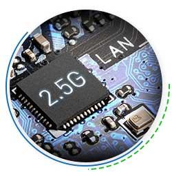 کنترلر ۲.۵ گیگابیت NIC