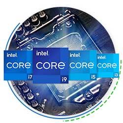 پردازنده های پشتیبانی کننده از CORE BOOST