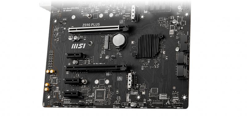 Z590 PLUS شرکت msi
