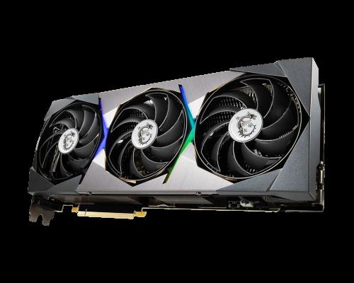 کارت گرافیک GeForce RTX™ 3080 Ti SUPRIM X 12G