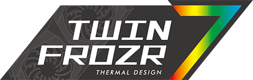 سیستم Twin Frozr 7