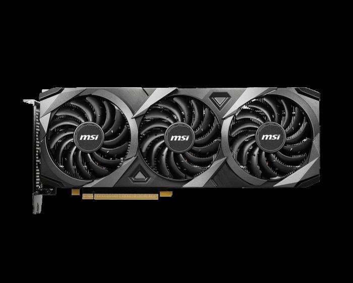 کارت گرافیک MSI GeForce RTX™ 3060 VENTUS 3X 12G OC