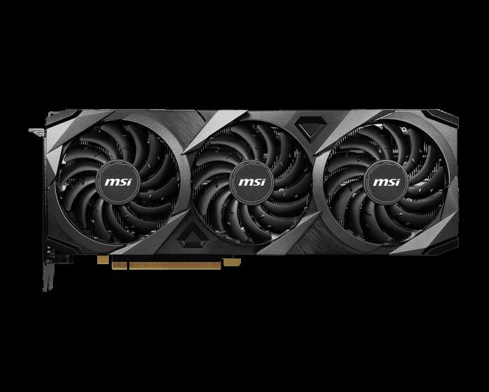 کارت گرافیک ام اس آی GeForce RTX 3070 Ti VENTUS 3X 8G OC