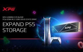 SSD برای PS5